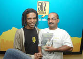 Cape Talk 567mw Karate Odyssey Soli Philander1a